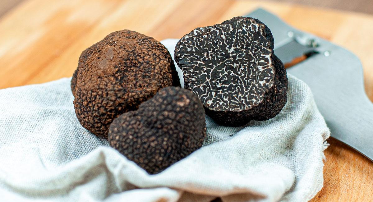 Millgrove Truffles, premium black truffles