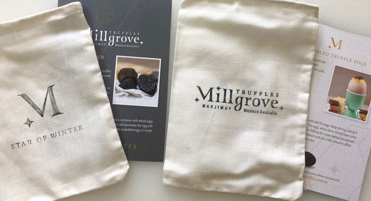 Millgrove Truffles come to Perth markets
